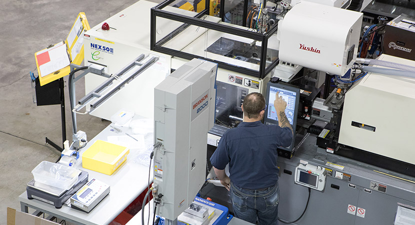 Plastic Injection Molding | EirMed Devices